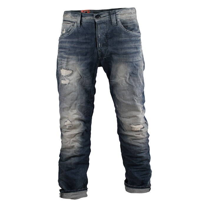 g star herren jeans attacc straight vintage destroy ebay. Black Bedroom Furniture Sets. Home Design Ideas
