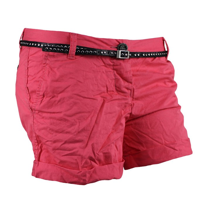maison scotch damen chino shorts 81878 acid pink ebay. Black Bedroom Furniture Sets. Home Design Ideas